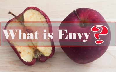 Envy and how to have protection against it?