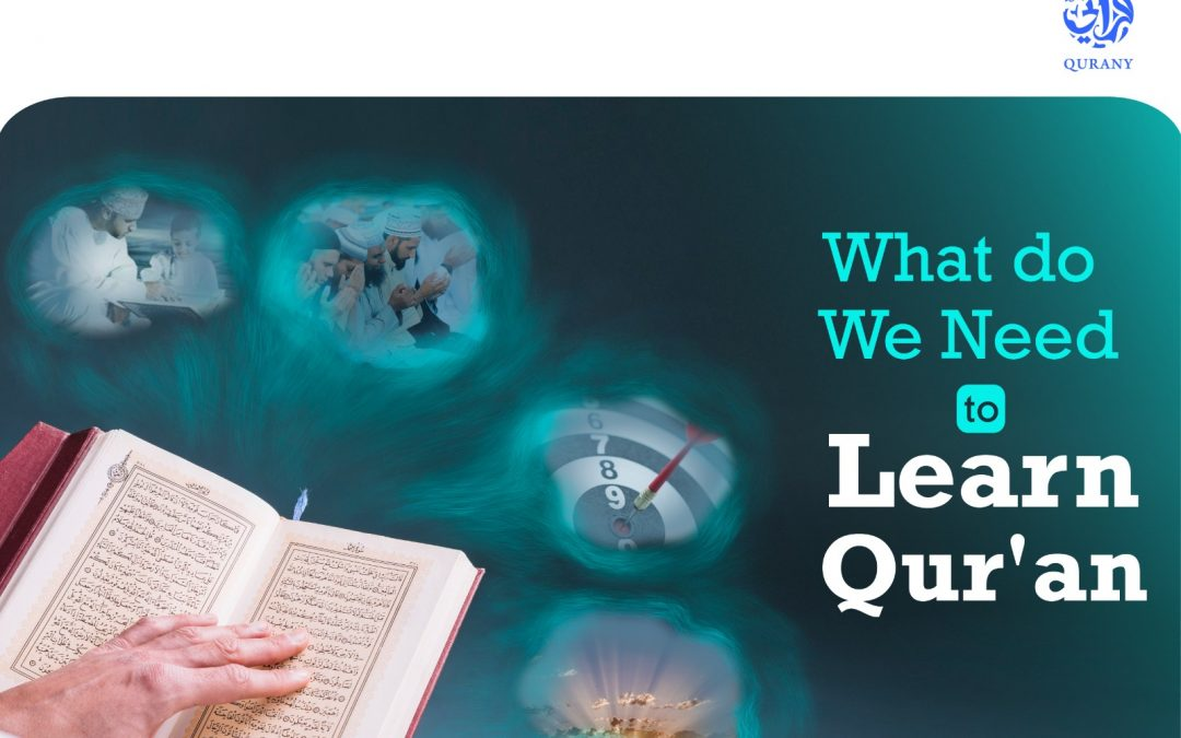 Don't know how to start to learn Quran? Here are 5 steps to start learning Quran today!