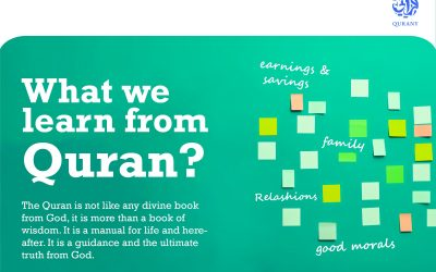 What we learn from the Quran? 6 values that you will learn from the Quran