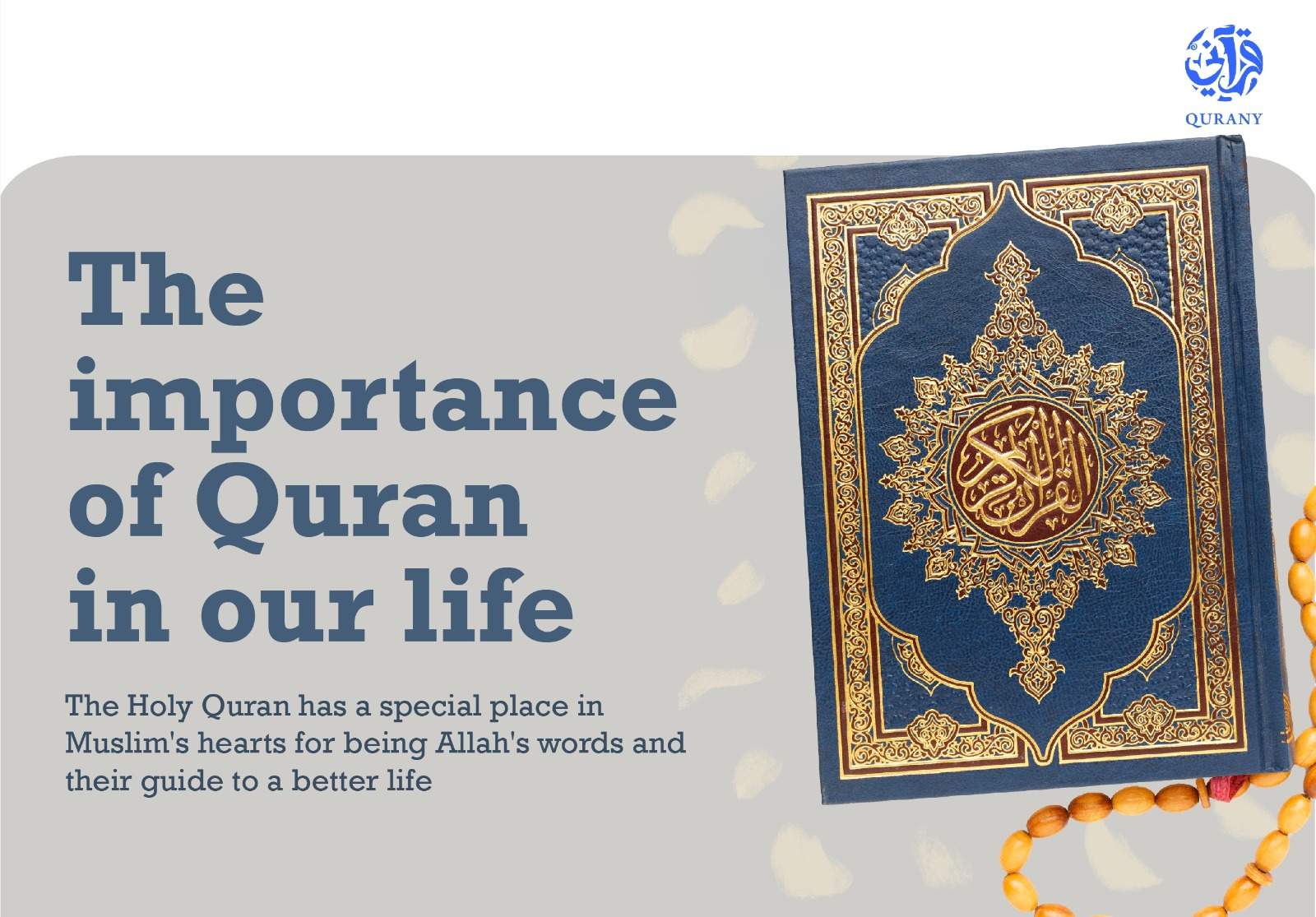 the importance of Quran